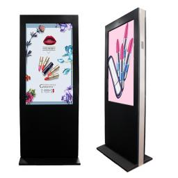 Bluelaser Ultra thin IP65 LCD Outdoor Digital Signage With Built-in Speaker