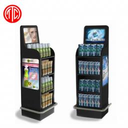 Bluelaser MWE806 Stand Alone Retail Advertising LCD POP Display