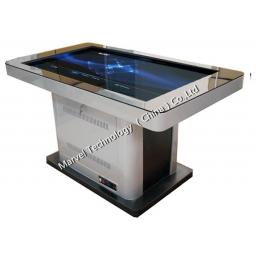 Bluelaser IR Touch Screen table With 4 point